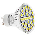 3W GU10 LED reflektori MR16 29 SMD 5050 170 lm Prirodno bijelo AC 100-240 V