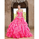 Prom / Formal Evening / Quinceanera Dress - Apple / Hourglass / Inverted Triangle / Pear / Rectangle / Petite Ball Gown / Princess