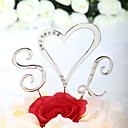 Figure za torte Non-personalizirane Jastuk / Hearts Bridal Shower / Sretan 16.! / Godišnjica / Vjenčanje Umjetno drago kamenje Pink