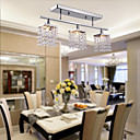 25 Flush Mount ,  Modern/Comtemporary Chrome svojstvo for Crystal Metal Bedroom Dining Room Ulazak