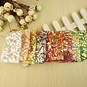Rose design Favor Bag - Sada 12 (více barev)