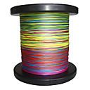 500M / 550 Yards Polyethylenový vlasec / Dyneema Balıkçılık MisinalarıZelená / Oranžová / Žlutá / Fialová / Fuchsiová / Červená / Modrá /