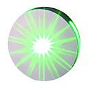 Moderní 1W LED Nástěnné svítidlo s Rozptyl světelného designu UFO Kulatá deska kola z lehké