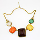 Ladies'/Women's Alloy/Resin Necklace Anniversary/Birthday/Party/Daily/Special Occasion/Causal
