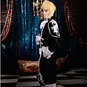 Inspirirana Vocaloid Kagamine Len Video igra Cosplay nošnje Cosplay Suits Kolaž Crna Dugi rukavKaput / Maja / Shirt / Hlače / Kravata /