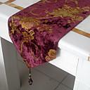 Europski stil glimmar velura rez stol trkač