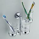 浴室ハードウェアブロンズカップ歯ブラシカップホルダー