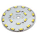 9W 18x5630SMD toplo bijelo svjetlo Aluminij osnovnog LED emitera (29-31V)