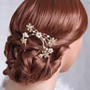 Ženy Slitina Přílba-Svatba Zvláštní příležitost Hřebeny na vlasy