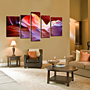 Protezala Canvas Art Sažetak Pogled Set od 5
