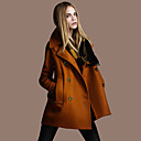 Brown Coat Women