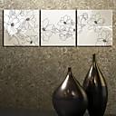 Reprodukce na plátně umění Květiny a rostliny Květiny Skupina Sada 3