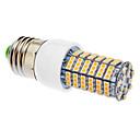 7W 138 SMD 3528 580-600 LM 温白色 LEDボール型電球 交流220から240 V