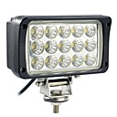 45W 15 LED pravokutnik Rad Light