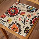 Modern Style 100% pamuk Multi-boji cvjetni uzorak stolice Pad