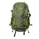 32 L Backpacking paketi Camping & planinarenje / Penjanje Outdoor Otporno na kišu / Podesan za nošenje Plav / Tamno zelena / Crvena Najlon