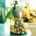 Country Style Peacock Tvar Popelník