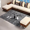 140 * 200cm sive suvremena tepih