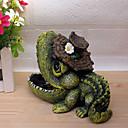 Slatka Cartoon Alligator Pepeljara