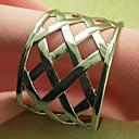 Metal Vjenčanje salvete Ring Set od 12, Iron Dia 4,5 cm