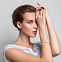 Elegantna Alloy S Rhinestone Ženska narukvica (više boja)