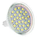GU5.3(MR16) 3W 24 240 LM クールホワイト LEDスポットライト AC 12 V