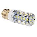 6W E26/E27 LED corn žárovky T 36 SMD 5730 350 lm Chladná bílá AC 220-240 V