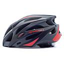 Žene / Muškarci / Uniseks - Kaciga - Pola Shell - za  Biciklizam / Brdski biciklizam / biciklom na cesti (Srebrna / Crn , PC / EPS) 25