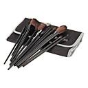 MEGAGA Crna Case 2u1 Kozmetički Brush Set