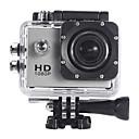 HD1080P-F23Vミニアクションビデオカメラ(シルバー)