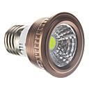 Stmívatelné E27 4W 320lm 6000K studená bílá LED bodová žárovka (220V)