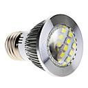 7W E26/E27 LEDコーン型電球 MR16 30 SMD 2835 480-580 lm クールホワイト 交流220から240 V