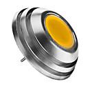 G4 2W COB 160LM 3000K Warm White Light LED žarulja Spot (DC12V)