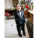 Polester / Cotton Blend Odijelo za malog djevera - 4 Komadi Uključuje Jakna / Shirt / Hlače / Bow Tie