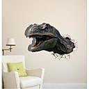 3D Dinosaur Wall Stickers Lepicí obrazy na stěnu