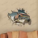 3D Car zidne naljepnice Naljepnice Zid