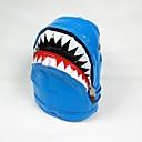 Dívčí Chlapecké Dětské žralok tvar batoh školní