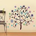 Createforlife ® Dobro Flower Trees Djeca Dječja soba Zid naljepnica Wall Art Naljepnice