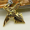 Šperky Inspirovaný Final Fantasy Cosplay Anime a Videohry Cosplay Doplňky Náhrdelníky Zlatá Stop Pánský / Dámský