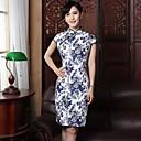 Women's Fashion Bodycon Chinese Style Dress
