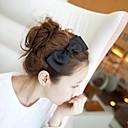 modne tkanine velike bow headbands