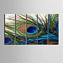 キャンバスセット 静物画5枚 横長 版画 壁の装飾 For ホームデコレーション