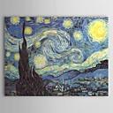 Ručně malované Slavné Horizontálně,Klasický Tradiční Jeden panel Plátno Hang-malované olejomalba For Home dekorace