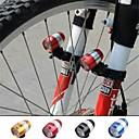 Svjetiljke za glavu / Prednje svjetlo za bicikl / sigurnosna svjetla Laser Biciklizam Podesivi fokus 18650 / Button baterije Lumena