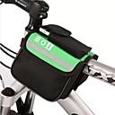 Bike Bag 8LBike Frame Bag Vodootporno / Reflektirajuća traka Bicikl Bag Polyester Torbe za biciklizam Biciklizam 15*11.5*12