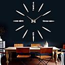天 普 创意 时尚 个性 3d 立体 kutilství 装饰 挂钟 12s012