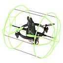 Dron Attop YD-926 4Kanály 6 Osy 2.4G RC kvadrikoptéra 360 Stupňů OtočkaDálkové Ovládání / Uživatelská Příručka / Nabíječka Baterií /