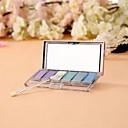 6 boja profesionalni blistav mat&Shimmer 3u1 sjenilo šminka kozmetičke paleta