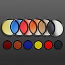 mornview 3-u-1 52mm diplomirao filter boje za Nikon kanona pjesmu Olympus