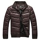 メンズファッションカジュアルスポーツ厚く暖かい綿のコート